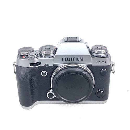 Fujifilm X-T1 (16.3MP) X Mount Camera Graphite/ Black