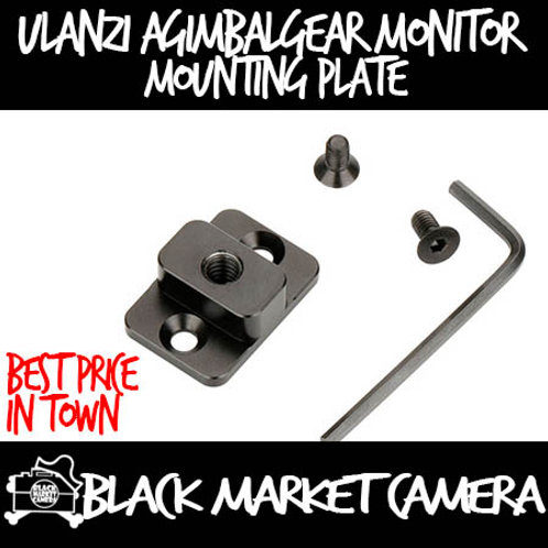 Ulanzi Agimbalgear Monitor Mounting Plate for DJI Ronin S/SC