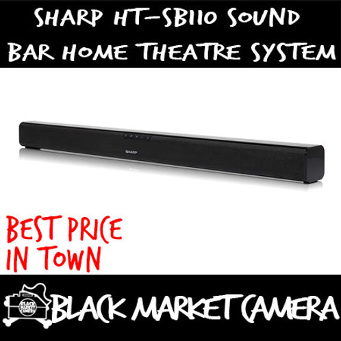 Sharp HT-SB110 Sound Bar Home Theatre System