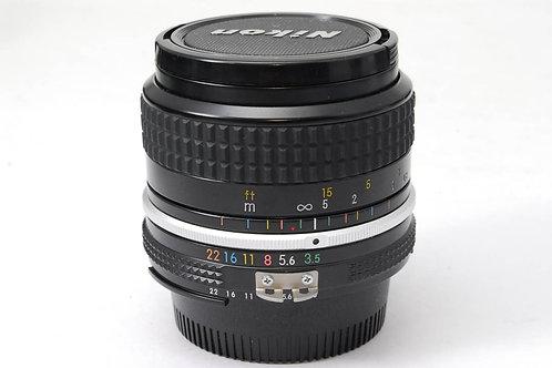 Nikon 28mm F3.5 Ai (used)