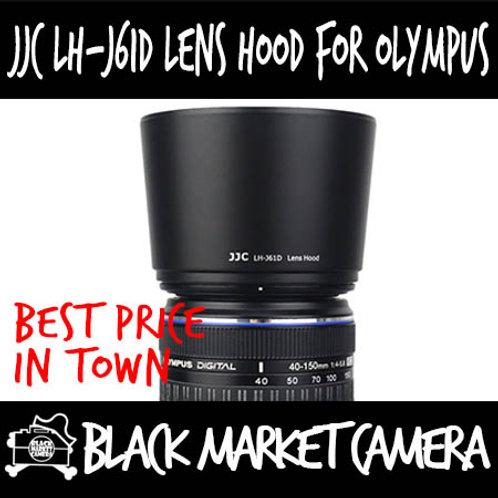 JJC LH-J61D Hood Black for Olympus 40-150mm (LH-61D)