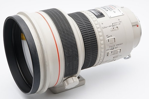 Canon EF 200mm F1.8 L USM (used)
