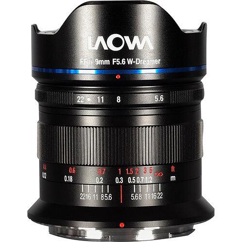 Venus Optics Laowa 9mm F5.6 FF RL Lens For Nikon Z