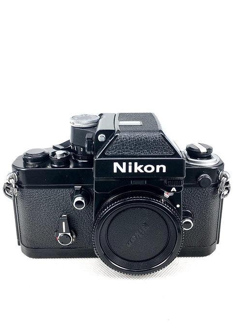 Nikon F2A Photomic (DP-11) Black Film SLR (used)