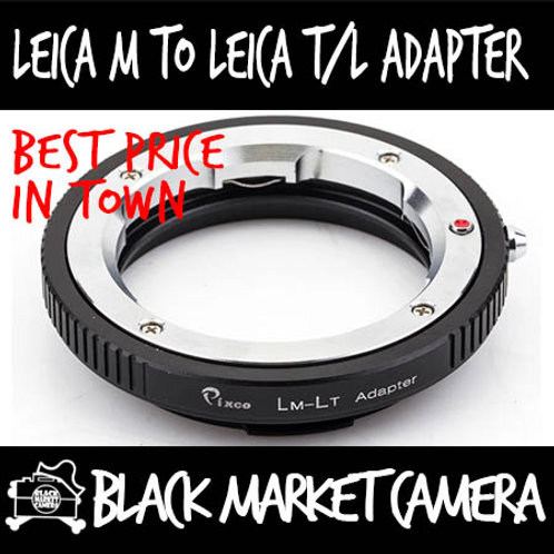 Leica M Lens to L Mount Leica/Sigma/Panasonic Body