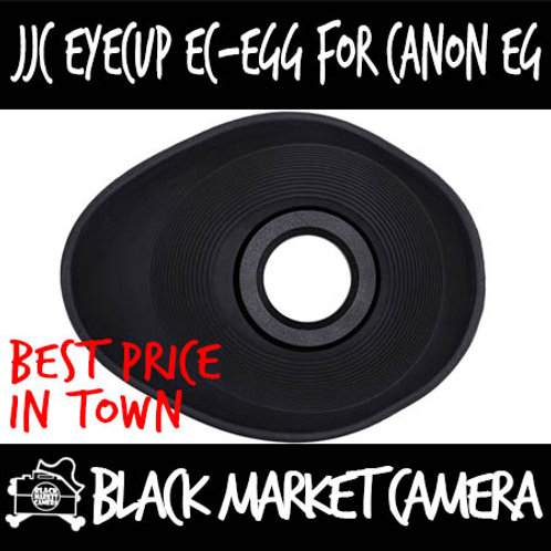 JJC EC-EGG Eye Cup for Canon Eg