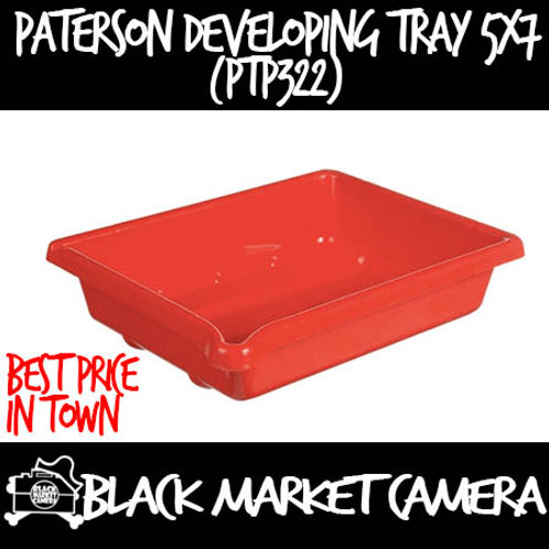 Paterson Developing Tray 4x7 (PTP322)