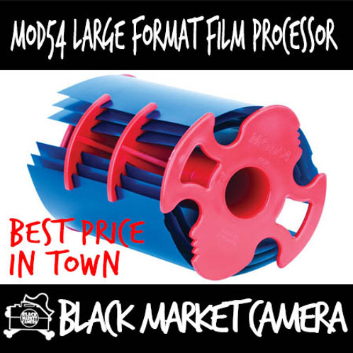 MOD54 Large Format Film Processor (Use with Paterson PTP116)