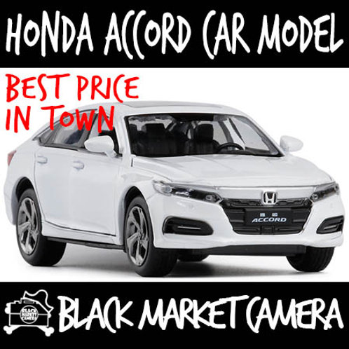 JackieKim 1:32 Honda Accord Diecast Car Model