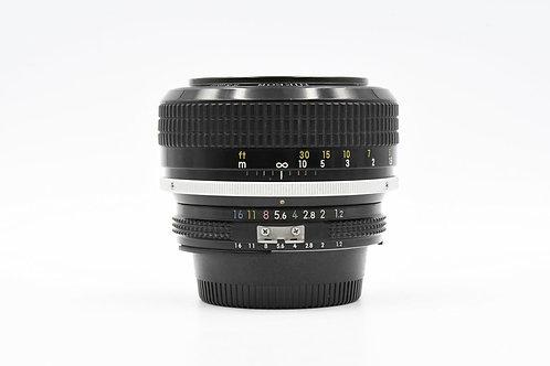 Nikon 55mm F1.2 Ai (used)
