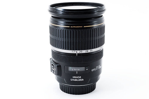 Canon EFS 17-55mm F2.8 IS USM (used)