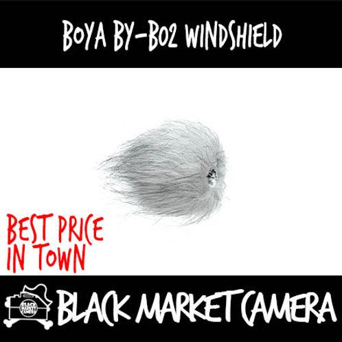 Boya BY-B02 Daedkitten Artificial Fur Windshield