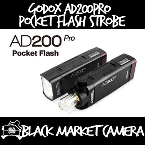 Godox AD200Pro Pocket Flash Strobe
