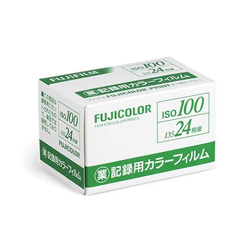 Fujifilm Industrial 100 24 Exp Colour Negative Film (135)