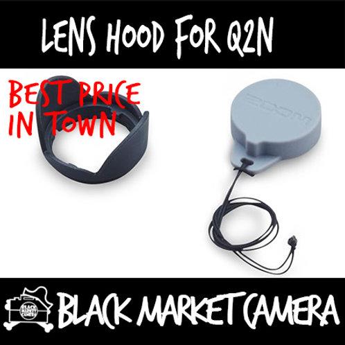 ZOOM LHQ-2n Lens Hood for Q2n