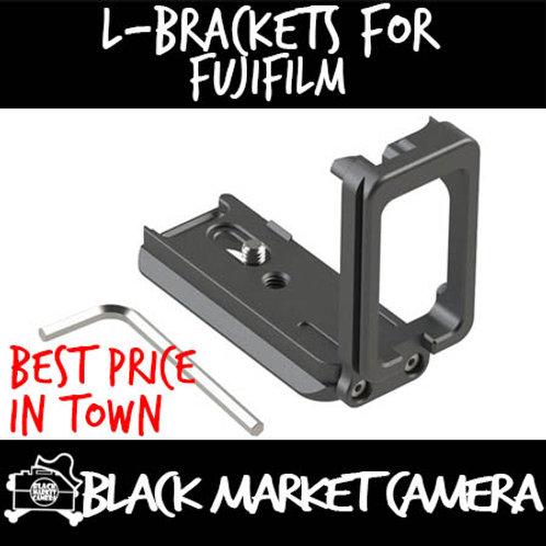 L-Brackets for FujiFilm