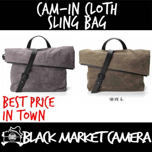 Cam-in Cloth Sling Bag