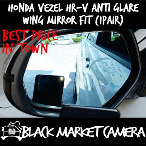 Honda Vezel Anti Glare Wing Mirror | Blue lens