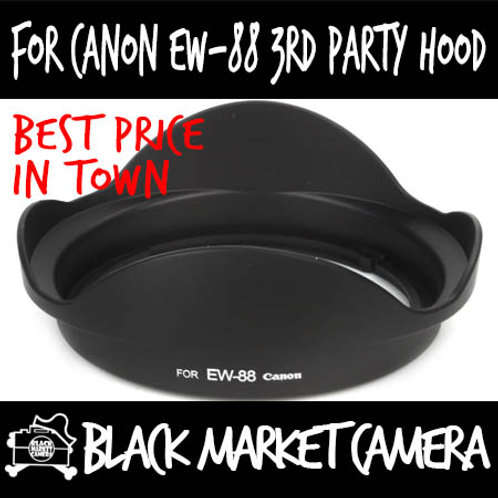 For Canon EW-88 3rd Party Lens Hood