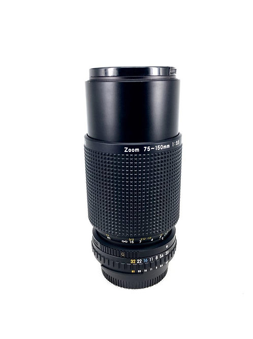 Nikon 75-150mm F3.5 E Series Ais (used)