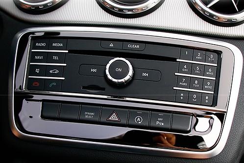 Mercedes Benz CD Control Panel Trim  GLA/CLA(7Button)