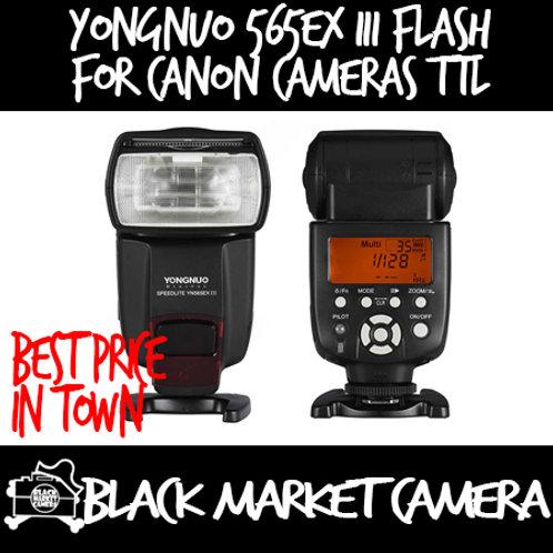 YongNuo Speedlite YN-565EX III for Canon