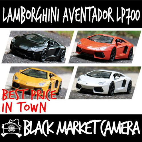Welly 1:36 Lamboghini Aventador LP700 Car Model