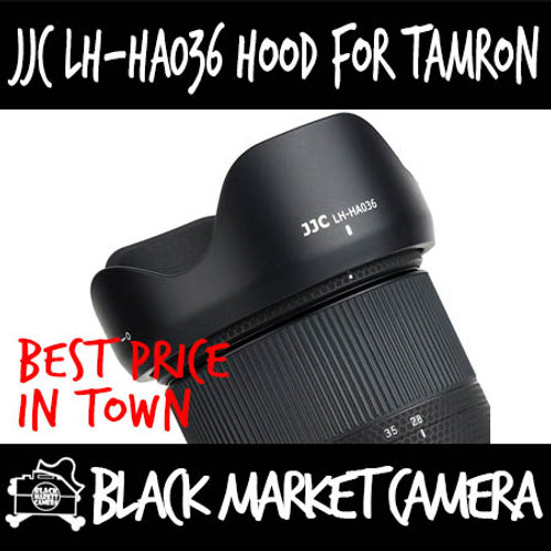 JJC LH-HA036 Hood for Tamron 28-75mm F2.8 Di III RXD Lens (Model: A036)