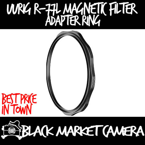 UURig R-77L Magnetic Filter Adapter Ring