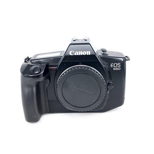 Canon EOS 650 Film SLR