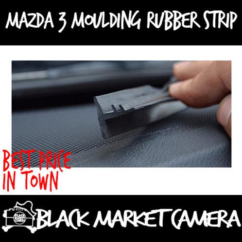 Mazda 3 Moulding Rubber Strip