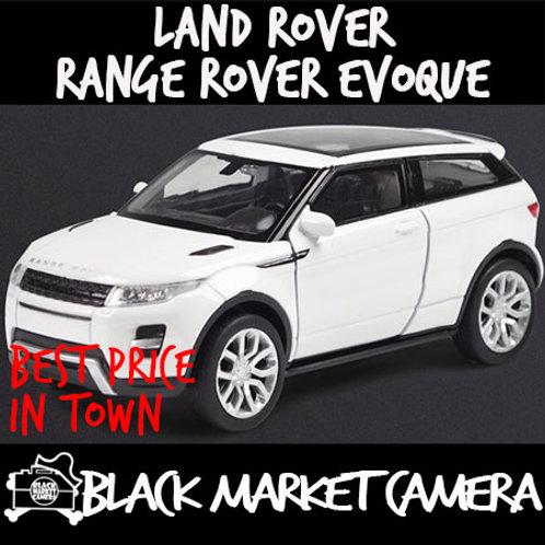 Welly 1:36 Land Rover Range Rover Evoque Car Model