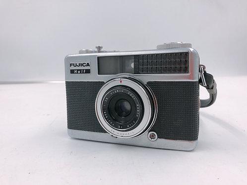 Fujica Half Frame Compact Rangefinder (used)
