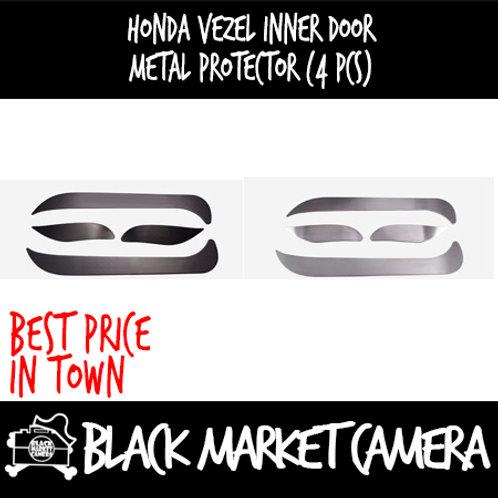 Honda Vezel inner door metal protector (4 pcs)