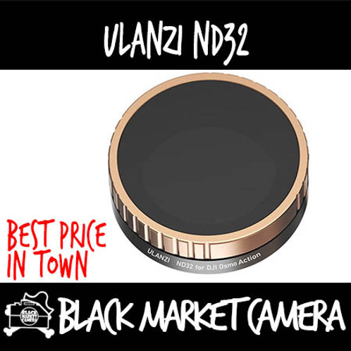 Ulanzi ND32 Neutral Density Filter for DJI Osmo Action