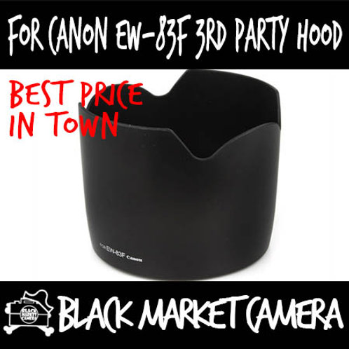 For Canon EW-83F 3rd Party Lens Hood