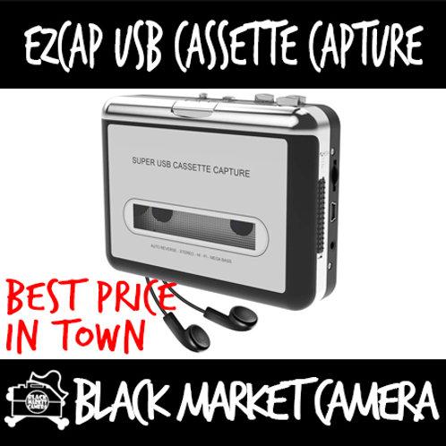 Ezcap Cassette Capture to MP3 Converter