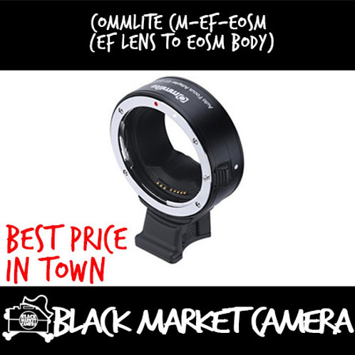 Commlite CM-EF-EOSM (EF Lens to EOSM Body