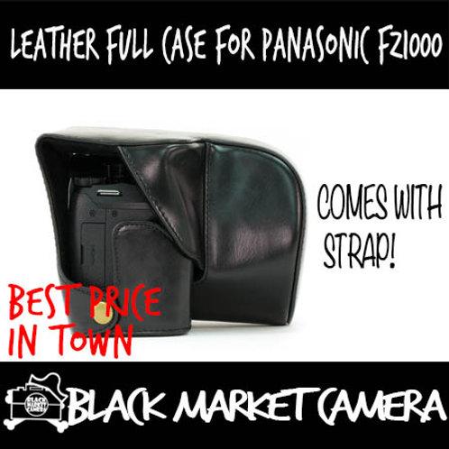 Leather Full Case for Panasonic FZ1000