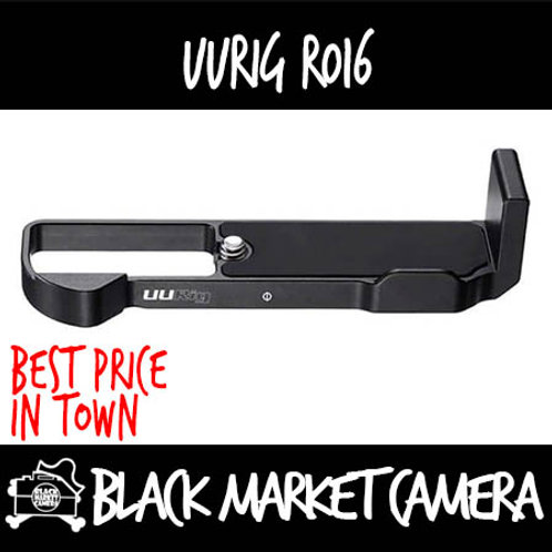 UURig R016 L Plate Cold Shoe Mount