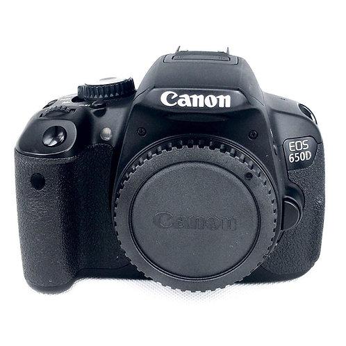 Canon EOS 650D (18MP)