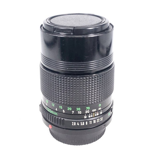 Canon New FD 135mm F2.8 (used)