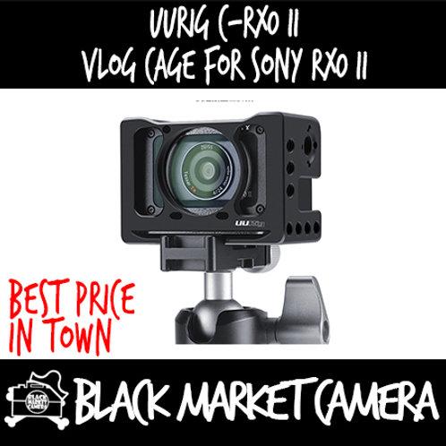 UURig C-RX0 II Vlog Cage for Sony RX0 II