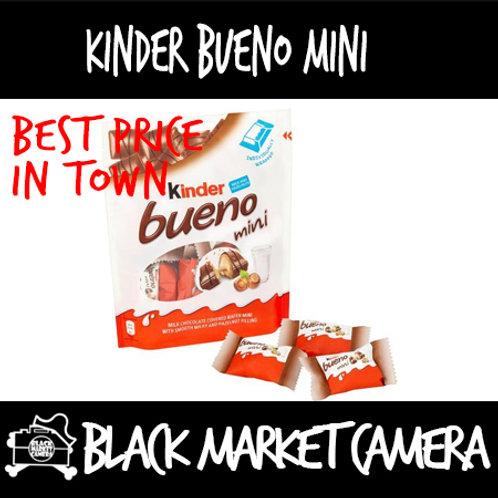 Kinder Bueno Mini (Bulk Quantity 3 Packets) [CHOCOLATE]