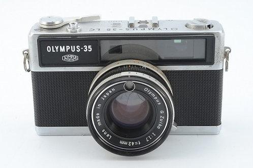 Olympus 35 LC Compact Film Rangefinder (used)