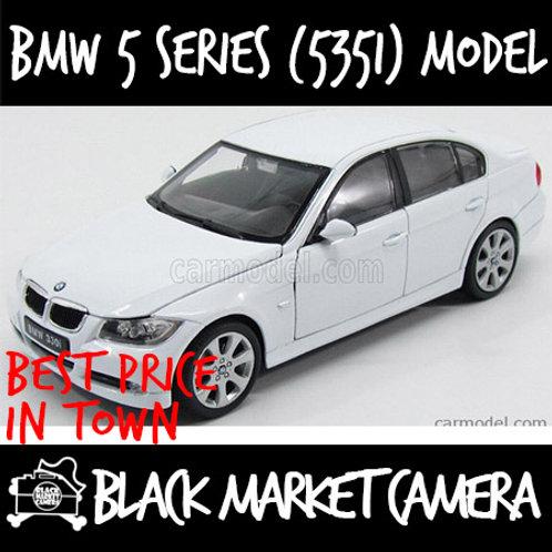 Welly 1:36 BMW 5-Series 535iDiecast Car Model