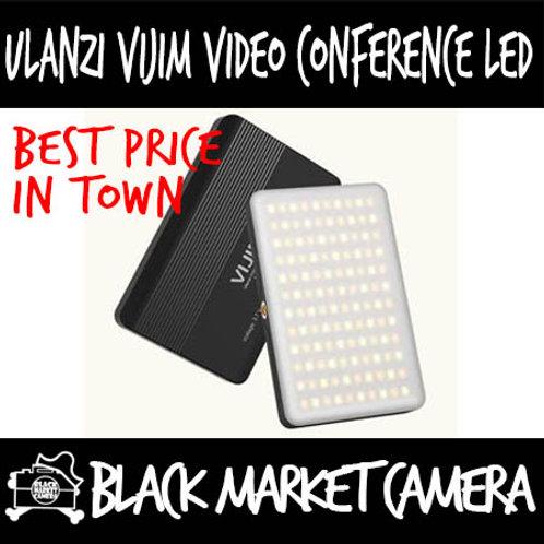 VL120 Ulanzi Vijim Video Conference LED [Black / White]