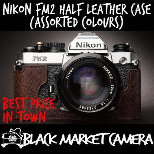 TP Original Nikon FM2 Half Leather Case