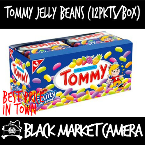 Tommy Jelly Beans (Bulk Quantity, 2 Box for $16)