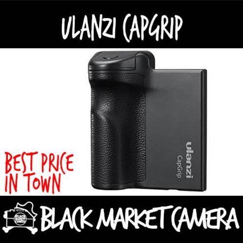 Ulanzi Capgrip Universal Smartphone Handgrip with Bluetooth Camera Shutter